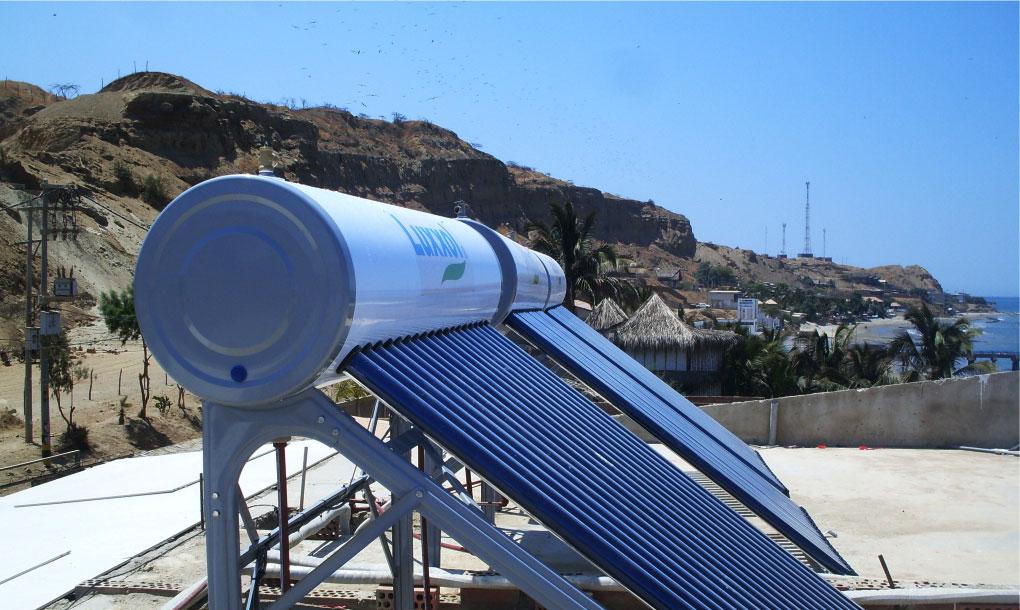 terma solar Luxxol peru